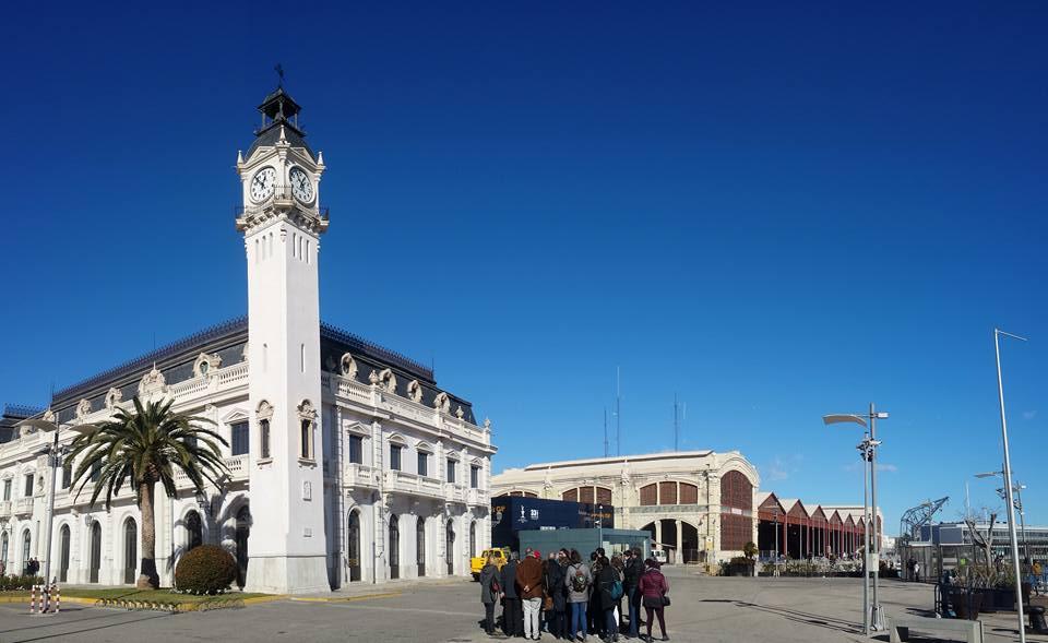 Ruta por el patrimonio del barrio marítimo de Valencia. Valencia. CaminArt