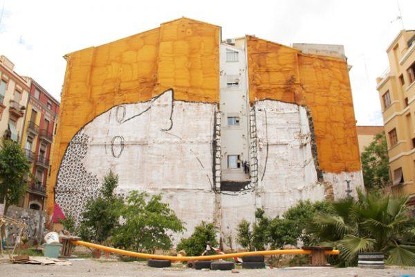 Ruta street Art, Valencia. CaminArt