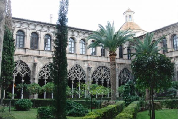 Ruta por el Convento de Santo Domingo. Valencia. CaminArt