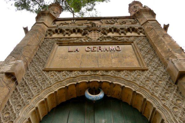 Ruta por el patrimonio industrial y rural de Marxalenes y Benicalap. CaminArt. Valencia.