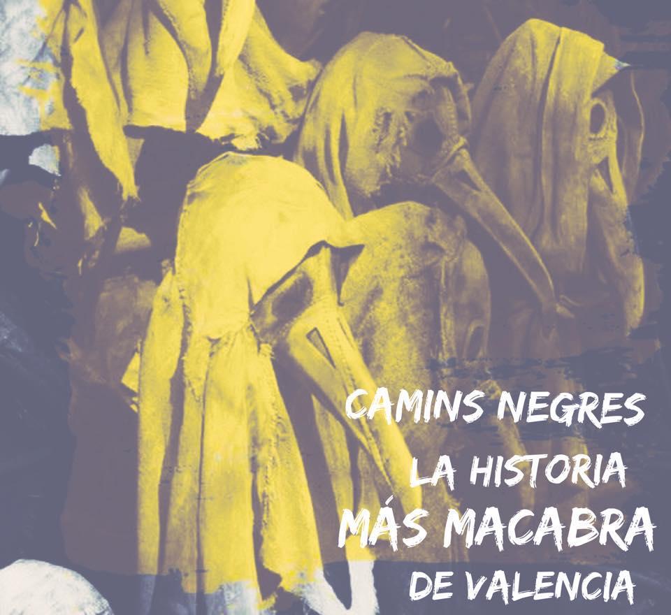 ruta camins negres, Valencia