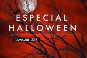 especial halloween 2018 de CaminArt. Valencia