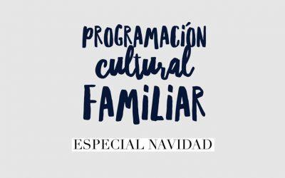 programación familiar navidad Valencia
